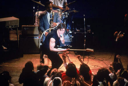 Michael Paré and the Fake E Street Band