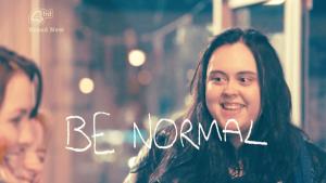 Toh. Una ragazza normale.