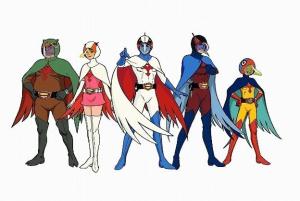 La famosa Squadra G, cinque eroi MORTI. Lo sapevate? Alla fine CREPANO. Poi dice che uno cresce crepuscolare.