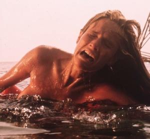 Questa ero io nelle mie intenzioni. Anche se ecco, nel film non era proprio un'alga.